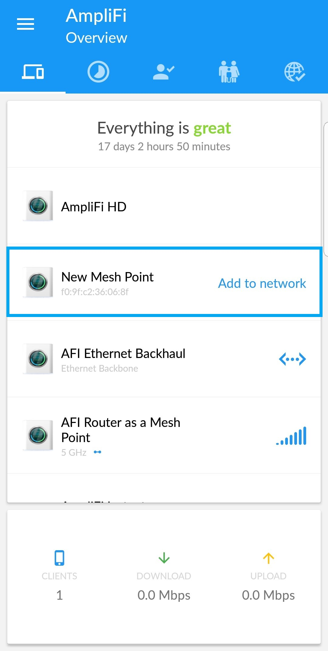 How to Enable Ethernet Wired Backhaul – AmpliFi
